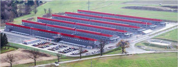 Hetzner Datacenter